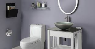 stylish vanity ideas for small bathrooms better living products