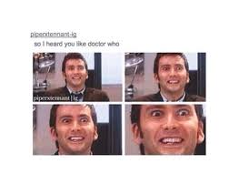 did someone say that they like doctor who too doctor who amino