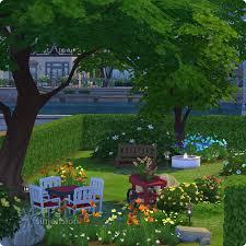 Family Garden - sims 4 download u2013 residental lot classic family mia