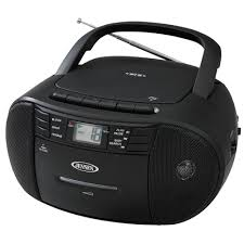 stereo shelf systems home audio the home depot cd 545 portable stereo cd player