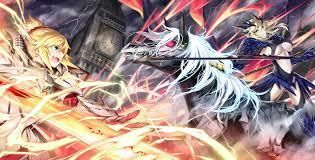 Halloween Escape Unmasked Walkthrough by Mordred Saber Vs Artoria Pendragon Alter Lancer Fate Art