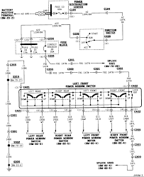i need a wiring diagram for the driver u0027s side power window switch