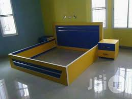 Mdf Bed Frame Mdf Bed Frame For Sale In Eti Osa Buy Furniture From Happy Isaac