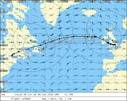 Alitalia Route Map by Simbrief Com Virtual Flight Planning Solutions