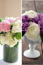 how to arrange flowers for a centerpiece allfreediyweddings com