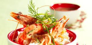 cuisine au gingembre gambas au gingembre facile recette sur cuisine actuelle