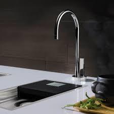 dornbracht tara kitchen faucet chromed metal mixer tap electronic kitchen 1 water