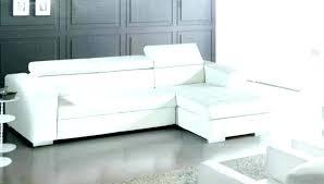 canapé cuir blanc but canape en cuir blanc excellent canape cuir nouveau canape cuir