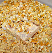 Thanksgiving Tofu Ideas For A Vegan Thanksgiving Pretzel U0026 Cashew Crusted Tofu With