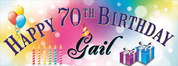 happy birthday gail rose graphics