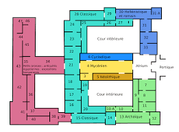 museum floor plan requirements house plans level medium free printable ideas built into hill old