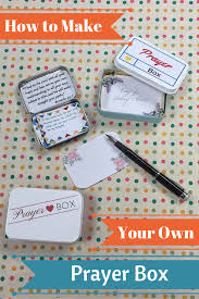 how to make your own prayer box u2026 pinteres u2026