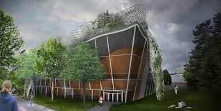 glass pavilion glass pavilion vaillieres u2013 urban habitats
