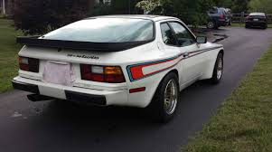 porsche 944 widebody holbert superwide 1980 porsche 924 turbo
