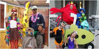 17 costumes for family costume ideas