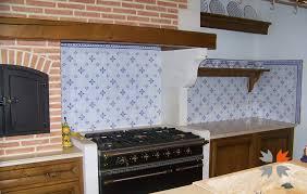 faiences cuisine les motifs des carreaux en faïence de ponchon carrelage