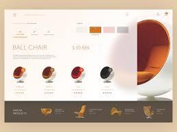 Chair Website Design Ideas Furniture Website Design Apartments Design Ideas