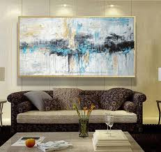 large living room wall art abstract art painting modern wall art canvas pictures large wall