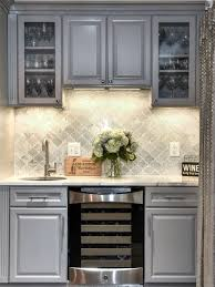 kitchen color schemes with gray cabinets traditional kitchen in pebble gray interiors by color
