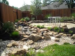 landscaping ideas with rocks and flowers for garden all design idea