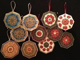 simple quilt ornaments search inspire me