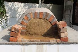download old pizza oven solidaria garden