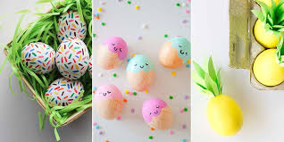 cool easter ideas 52 cool easter egg decorating ideas creative designs for easter eggs
