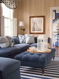 Navy Living Room Furniture Navy Blue Coastal Living Rooms Coastal And Living Rooms