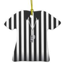 referee ornament w name zazzle