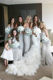 gray bridesmaid dress top 10 bridesmaid dresses styles for 2017 wedding ideas stylish