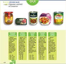 legumes cuisines les légumes cuisinés en conserve lanutrition fr