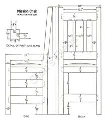 Dining Chair Plans Dining Chair Plans Pdf Home Design Ideas