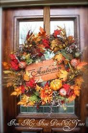 Fall Party Table Decorations - diy fall wreaths ideas wreaths autumn and doors