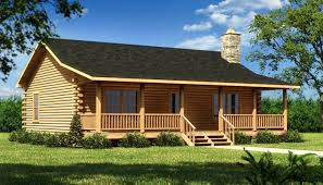 floor modular log homes prices lee iii front cottage amazing plans