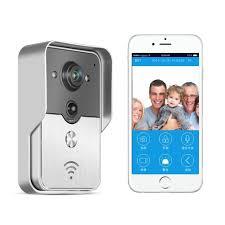 powerlead pdor d012 doorbell wifi video door phone doorbell