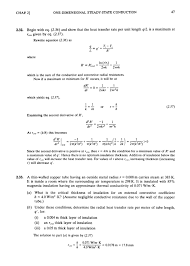 theory and problem heat transfer