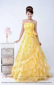 yellow wedding dress yellow gold wedding dresses women s style