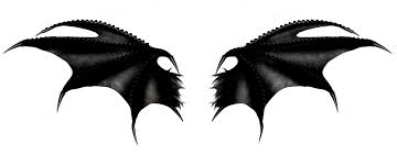 halloween png transparent haunted black wings png clipart gallery yopriceville high