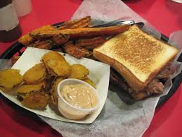 florida burger lover harry and larry u0027s bar b que beef brisket