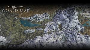 07 World Map by A Quality World Map At Skyrim Special Edition Nexus Mods And