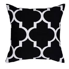 Uncategorized Black Decorative Pillows In Brilliant Black Pillow
