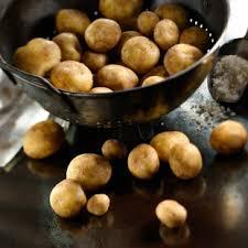 cuisiner les pommes de terre de noirmoutier comment cuire ses pommes de terre primeurs la noirmoutier