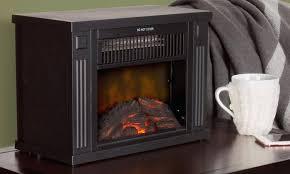Electric Fireplace Heater Lowes mini electric fireplace heater u2013 vadeinc us