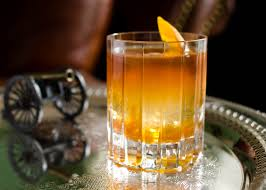 old fashioned cocktail garnish say you infuse bourbon with tea u2026what happens then tempered spirits