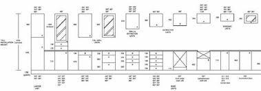 Cabinet Door Dimensions Howdens Cabinet Door Sizes Functionalities Net