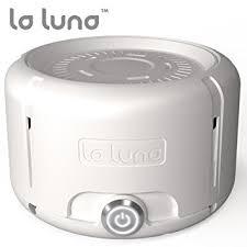 amazon white noise fan amazon com la luna white noise machine fan sound machine