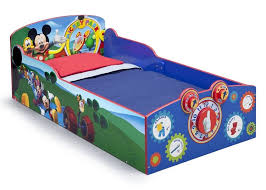 Minnie Mouse Toddler Bed Frame Disney Mickey Mouse Wood Toddler Bed Ideal Baby