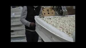 the creation of a handmade mattress by excelent relax youtube