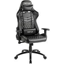 techni sport ergonomic high back gaming desk chair amazon com techni sport ts 5100 ergonomic high back racer style