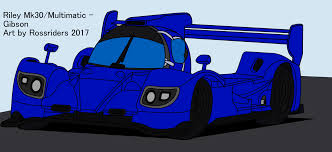 cartoon sports car png riley mk30 multimatic gibson flats by rossriders on deviantart